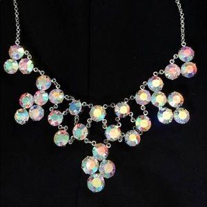 Jewelry - Iridescent Jeweled Necklace